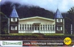 TORC : REU01 50FF TORC Building MINT - France