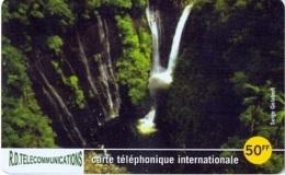 TORC : REU02 50FF TORC Waterfall MINT - France