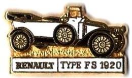 R38 - RENAULT - TAXI DE LA MARNE 1914 - Verso : CEF - Renault