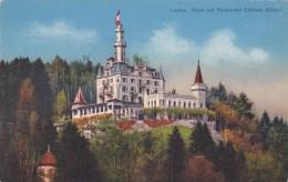 Luzern - Hotel Und Restaurant Chateau Gütsch (5269) * 29. 6. 1926 - LU Lucerne
