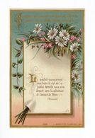Citation De Bossuet Et Fleurs, éd. 3628, éd. E. Bouasse Jne N° 3628 - Santini