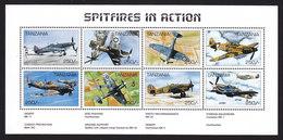 Tanzania, Scott #1653, Mint Never Hinged, Planes, Issued 1997 - Tanzania (1964-...)