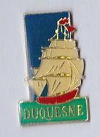 PIN S VOILE DUQUESNE - Badges