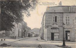 Sainte-Menehould - Place D'Austerlitz Et Rue Des Près - Sainte-Menehould