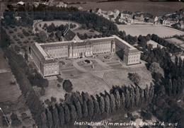 Institution L'Immaculée Braine L'Alleud (met Stempel Waterloo ) - Braine-l'Alleud