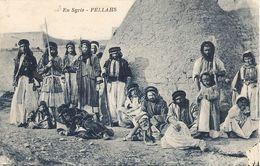 Cpa Syrie Fellahs - Syria