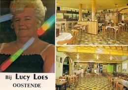 Oostende Ostende Bij Lucy Loes Zandvoordestraat - Oostende