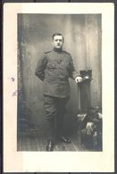 1916 , HOLANDA , TARJETA POSTAL FOTOGRÁFICA DE TEMA MILITAR CIRCULADA, RARA E INTERESANTE - Holanda
