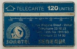 120 Units - Senegal
