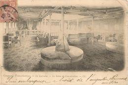 CPA-1903-PAQUEBOT-LA LORRAINE-Le SALON De CONVERSATION-TBE - Paquebots