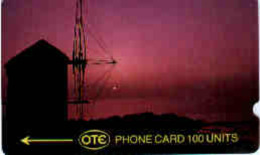 GREECE : GRCT04 100 U Mykonos   (GPT Large Notch) Plessey Card MINT - Greece