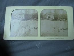 Photo Stereoscopique  MARSEILLE - Stereoscopic