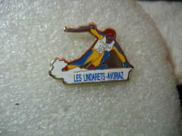"Pin's De La Station De Sports D'hiver ""Les Lindarets - Avoriaz"" - Winter Sports"