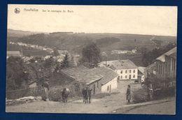 Houffalize. Sur La Montagne De Saint Roch. Fermières Avec Leurs Vaches - Houffalize