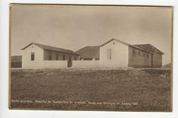 Angola * Porto Amboim * Hospital Da Companhia Do Amboim * Séde Dos Serviços De Saude * 1925 - Angola