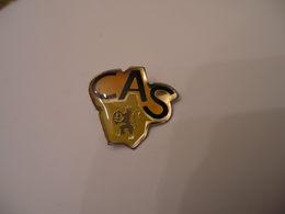 CAS Animal Lion CREDIT LYONNAIS  PEUGEOT Ou Autre ????? - Badges