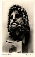 CAIRO - Museum - Funerary Bed (Stolom Periode)Head Of Serapis - Museums