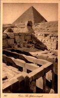 CAIRO - The Sphinx Temple - Cairo