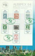 Australia 1984 Maximum Card - Maximum Cards