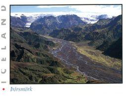 (111) Iceland - Porsmörk - Iceland