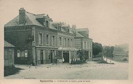 EPOUVILLE : L'Hotel De La Gaité, Près La Gare - Otros Municipios