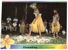 (111) Fiji Folklore Firewalking - Fidji