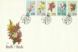 South Africa 1994 Flowers FDC - FDC