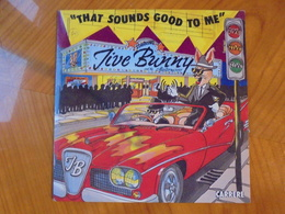 Ancien Disque Vinyle 45 T Jive Bunny And The Mastermixers 2 Titres 1990 - Rock