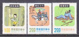 R.O. CHINA  1946-8   **  FOLK  TALES - 1945-... Republic Of China