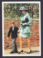 Tanzania, Scott #1667, Mint Never Hinged, Princess Diana And Prince Harry, Issued 1998 - Tanzania (1964-...)