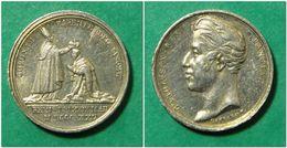 Charles X - Quinaire Du Sacre - Argent 1825 - Royal / Of Nobility