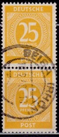 Germany, 1946, Numeral Of Value, 25pf, Sc#546, Used - American/British Zone