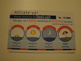 1 Remote Phonecard From Venezuela - Sun And Moon - Venezuela