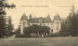 33 MOULIS - Château Mauvezin - Frankreich