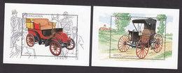 Tanzania, Scott #1682-1683, Mint Never Hinged, Classic Cars, Issued 1998 - Tanzania (1964-...)