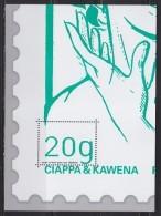 = Bloc Gommé Neuf Marianne Et La Jeunesse Lettre Verte Phil@poste Sans Valeur 1/4 Timbre Ciappa Kawena - Sheetlets