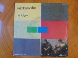 Ancien Disque Vinyle 45 T Alphaville Big In Japan 1984 - New Age