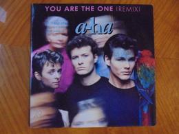Ancien Disque Vinyle 45 T A-ha You Are The One (Remix) 1988 Pop, Rock - Rock