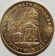 Église Saint-Pierre De Montmartre 2007 - Monnaie De Paris