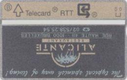 BPR-1991 : P241 RESTAURANT ALICANTE MINT - Belgium