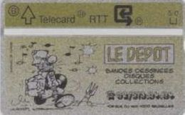BPR-1991 : P245 LE DEPOT HELMUTH Comics MINT - Belgium