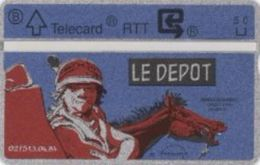 BPR-1991 : P246 LE DEPOT KURDY Comics MINT - Belgium