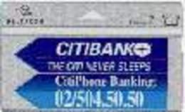 BPR-1994 : P287 CITIBANK MINT - Belgium