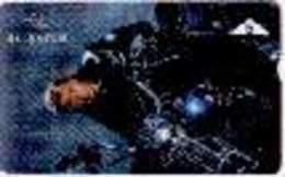 BPR-1995 : P328 5u JOHNNY HALLIDAY (moto)+plasti MINT - Belgium