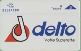 BPR-1995 : P336 5u DELTO,Superette (beer Logo STELLA) MINT - Belgium