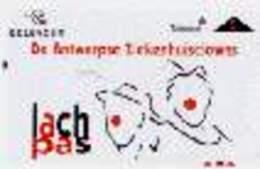 BPR-1996 : P378 5u DE ANTWERPSE ZIEKENHUIKLOWN MINT - Belgium
