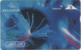 BPR-1996 : P386 5u LANDIS+GYR (5) 100 Years MINT - Belgium