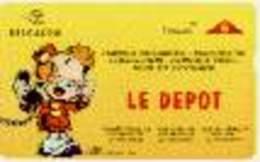 BPR-1996 : P407 5u SPIROU , KLEINE ROBBE Comics MINT - Belgium