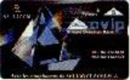 BPR-1996 : P411 5u AVIP Security Finance MINT - Ohne Chip