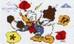 BPR-1996 : P414 5u DONALD DUCK Disney MINT - Belgium